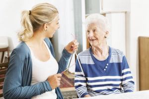 Helping Seniors with Dementia - alzheimer's care towson md