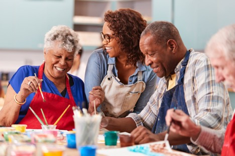 Senior Education - in home care towson