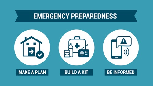 Disaster Preparedness - companion care baltimore