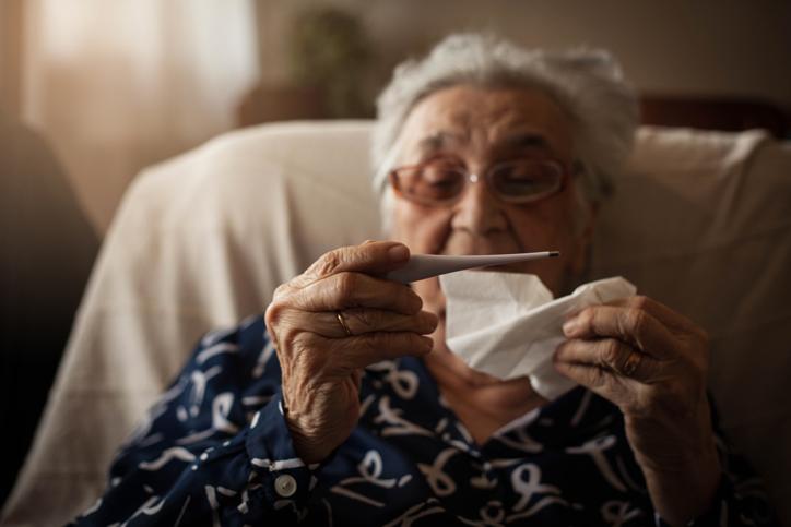 Senior Flu Vaccine - companion home care baltimore md