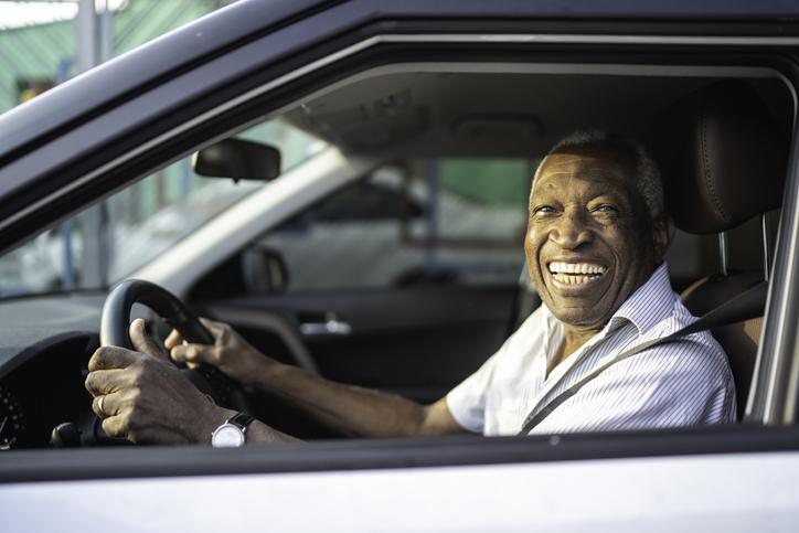 Safe Senior Driver