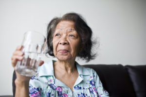 Dangers of Dehydration in Seniors