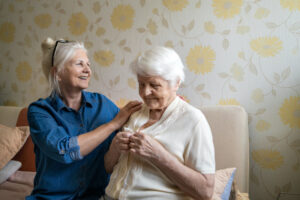 Caregivers for Seniors with Dementia