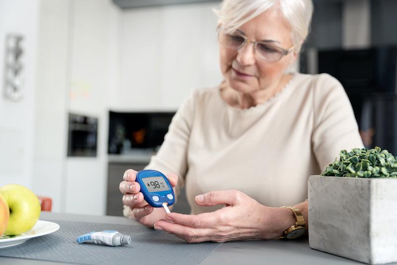 Seniors and Diabetes