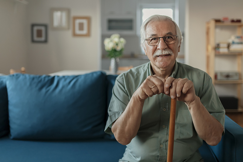 Help minimize risk fall in the elderly with Absolute Companion Care.